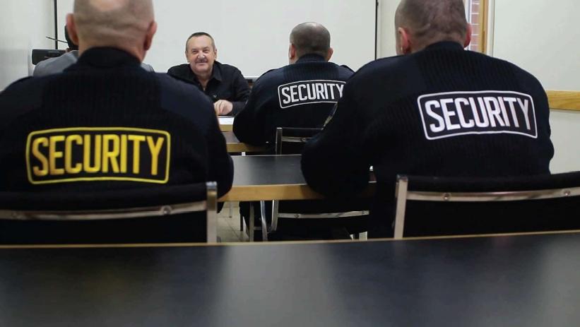 officer screening