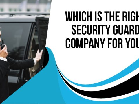 Security Guard Company For You