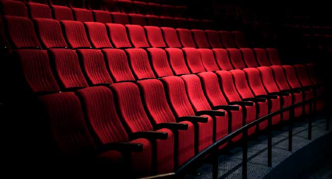 Cinema or Theatre Security Services in California