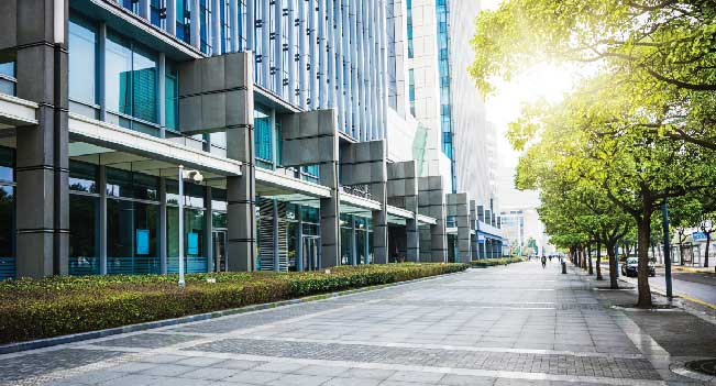 Commercial Security Services in California