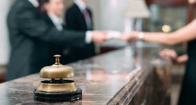 Concierge and Reception Security Services in California