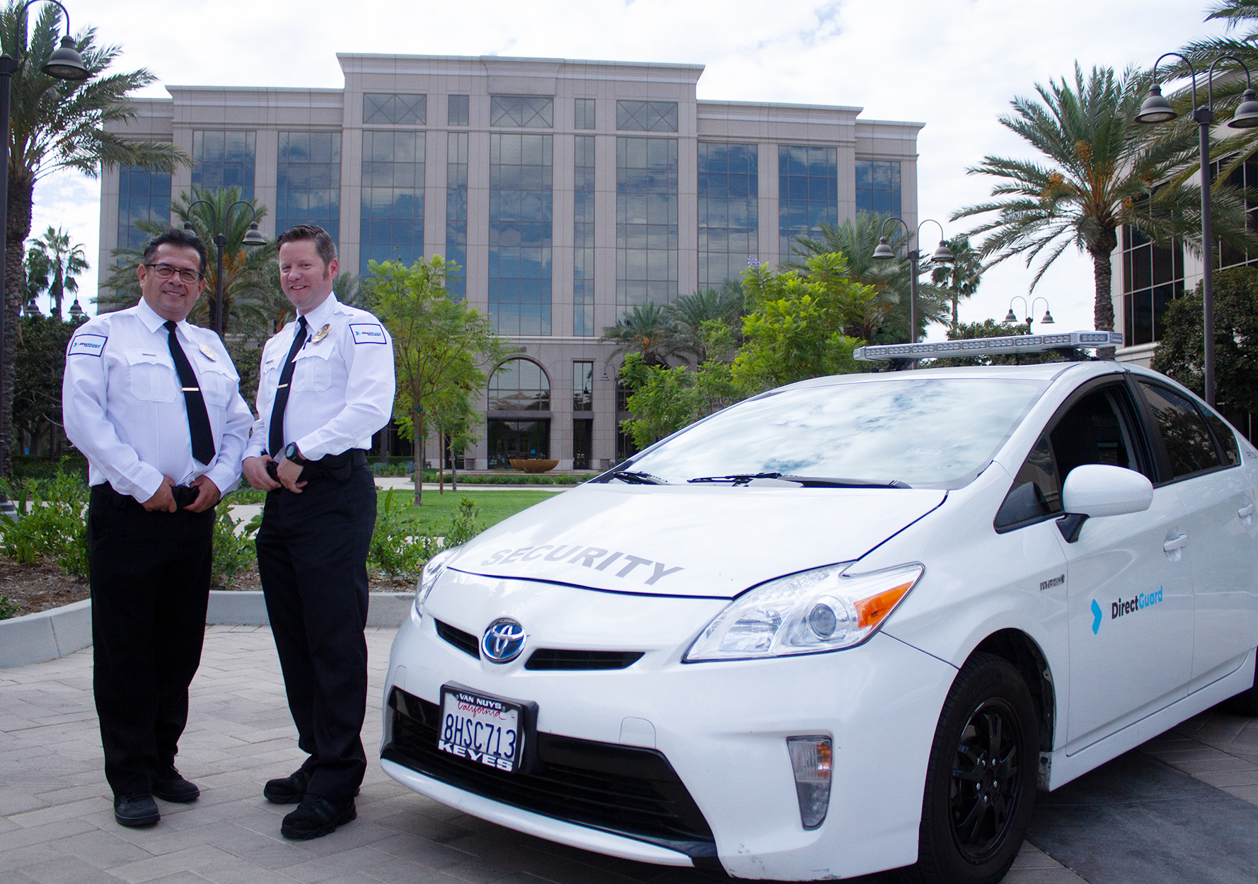 Mobile Patrol Services in California