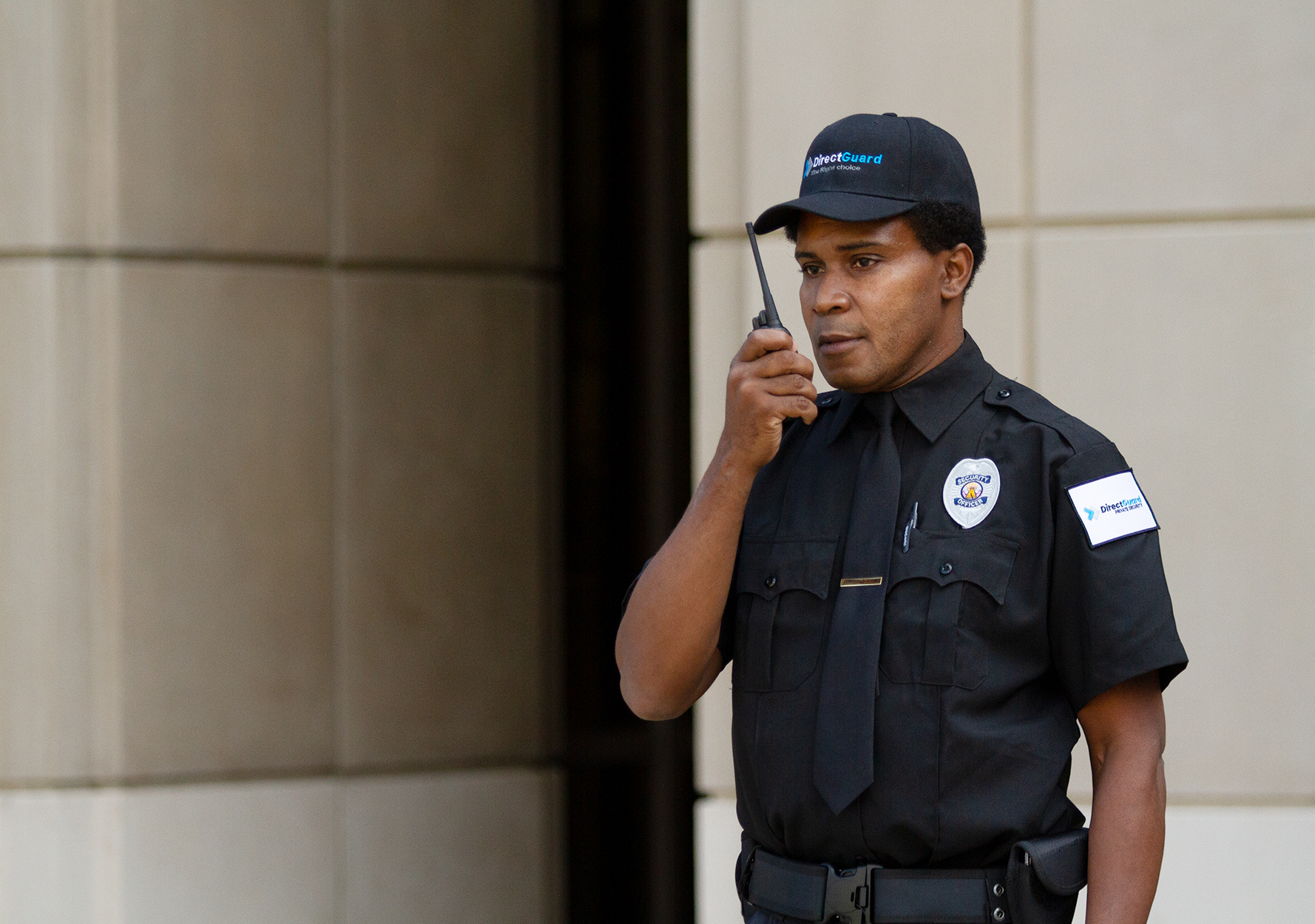Unarmed Security Services in California