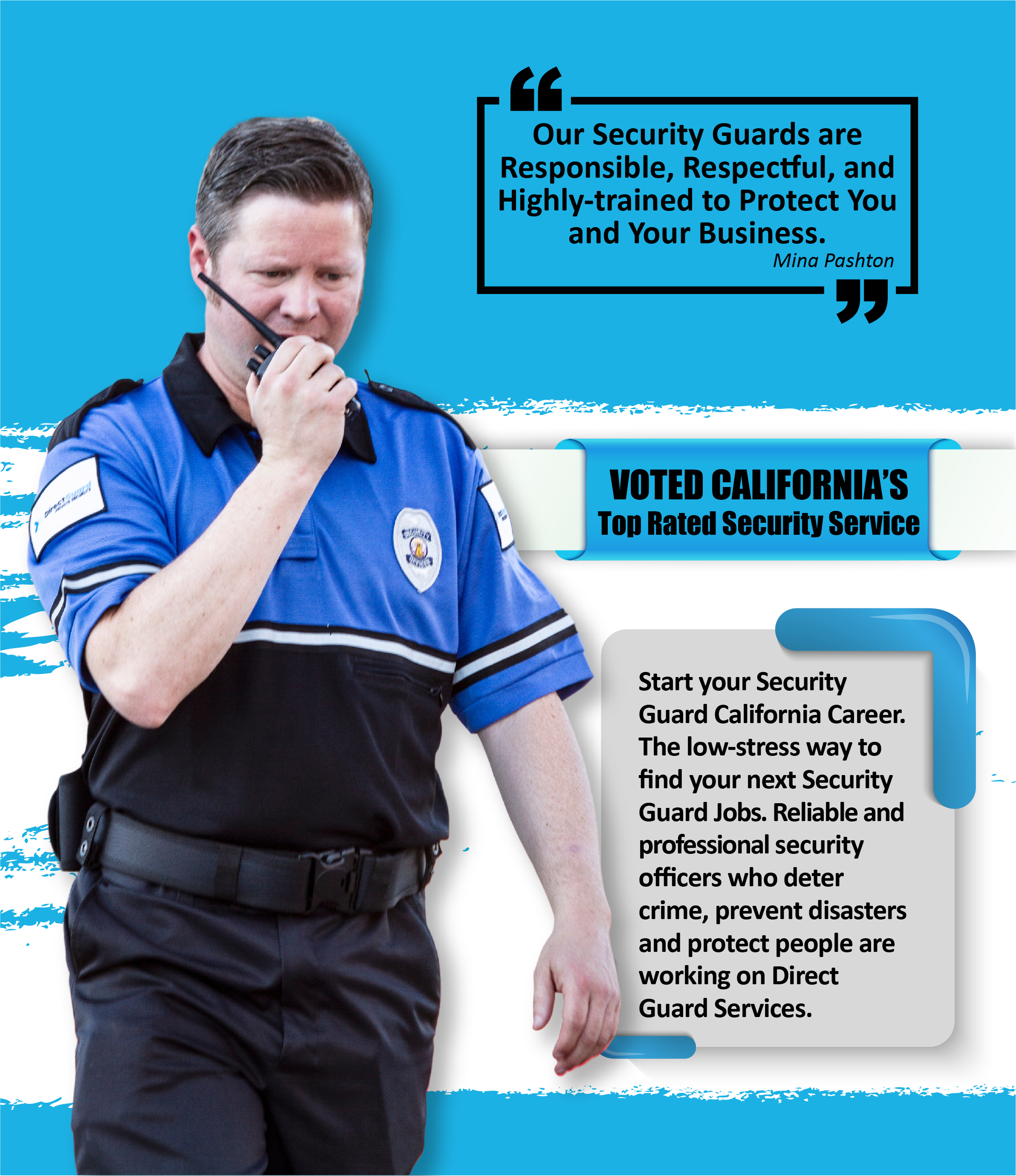 Voted California Top-Rated Security Company