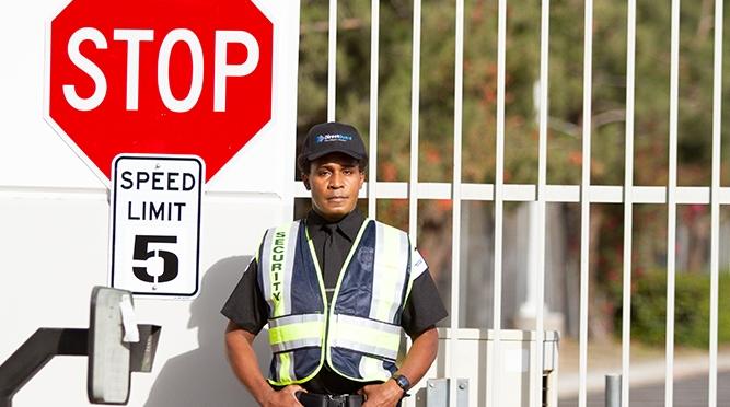 traffic control services in California