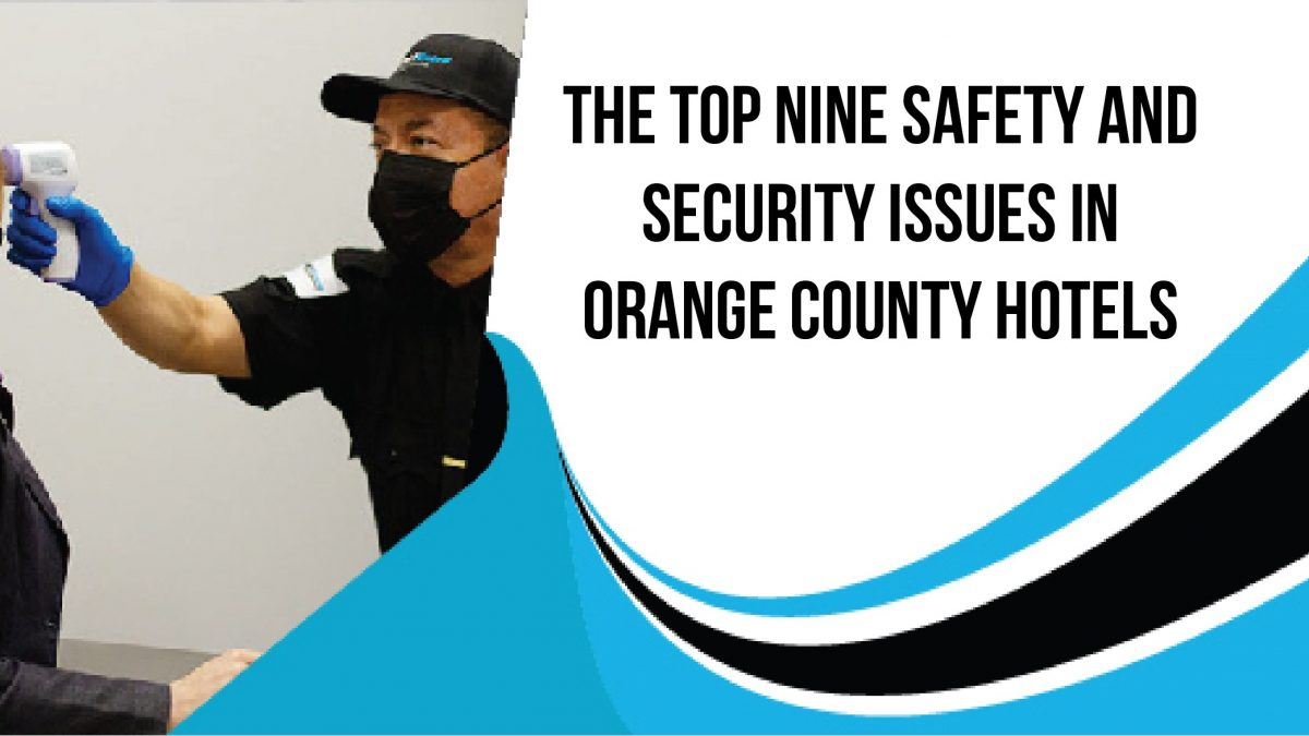The Top Nine Security issues
